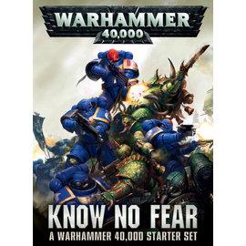 WARHAMMER 40000: KNOW NO FEAR (ENGLISH)