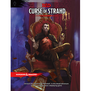 Wizards of the Coast Curse of Strahd
