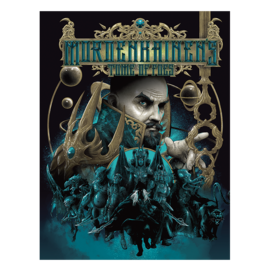 Wizards of the Coast Mordenkainen's Tome of Foes (Hobby Cover)