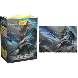 Arcane Tinmen Matte Art Dragon Shield - Empire State