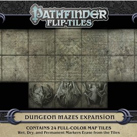 Pathfinder Flip Tile Dungeon Maze