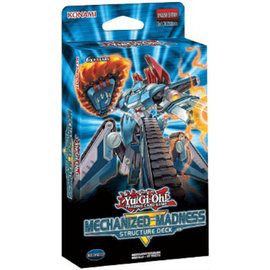 Mechanized Madness Structure Deck