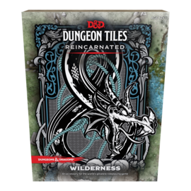 Wizards of the Coast Dungeon Tiles Reincarnated - Wilderness