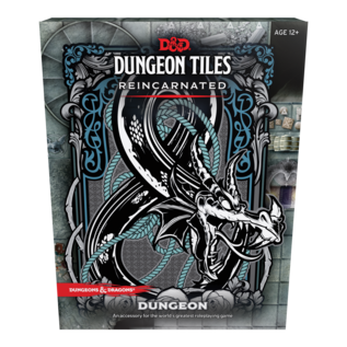 Wizards of the Coast Dungeon Tiles Reincarnated - Dungeon