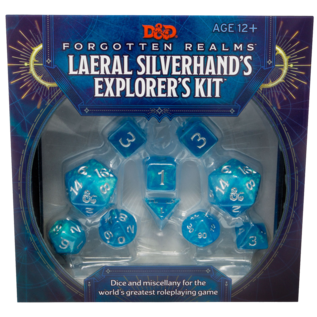 Wizards of the Coast D&D Laeral Silverhand's Explorer's Kit