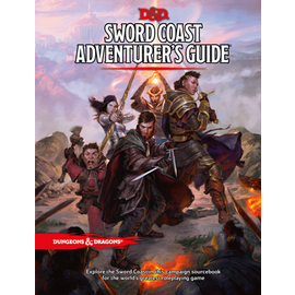 Wizards of the Coast Sword Coast Adventurer's Guide