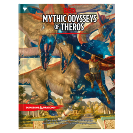 Wizards of the Coast Mythic Odysseys of Theros (7/21/2020)
