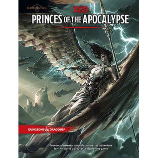 Wizards of the Coast Princes of the Apocalypse
