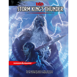 Wizards of the Coast Storm King's Thunder