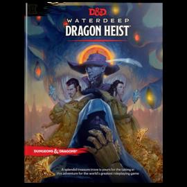 Wizards of the Coast Waterdeep: Dragon Heist