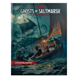 Wizards of the Coast Ghosts of Saltmarsh