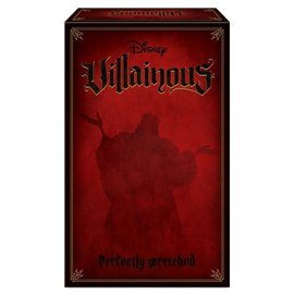 Villainous Evil Perfectly Wretched