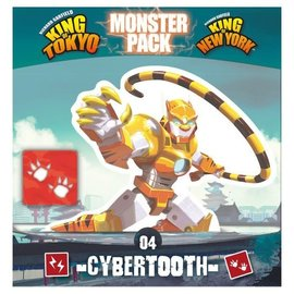 King of Tokyo // New York: Cybertooth