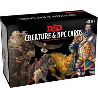 Gale Force Nine D&D Creature NPC Cards