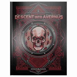 Wizards of the Coast Baldur's Gate: Descent into Avernus (Hobby Cover)