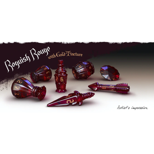 PolyHero Rogue Set: Gold Tincture