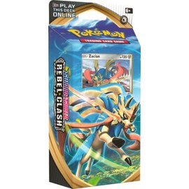 Pokemon Sword & Shield: Rebel Clash Theme Deck Zacian