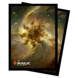 Theros Matte Celestial Plains Sleeves 100 Count