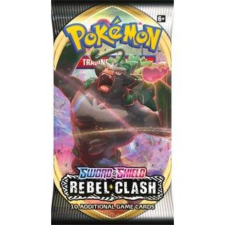 Pokemon Sword & Shield: Rebel Clash Booster Pack