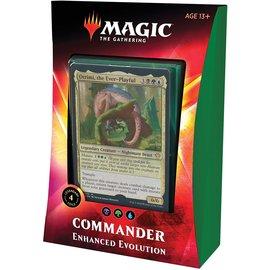 Commander 2020 - Enhanced Evolution
