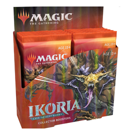 Ikoria Collector Booster Box (12 packs)
