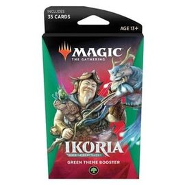 Ikoria Theme Booster - Green