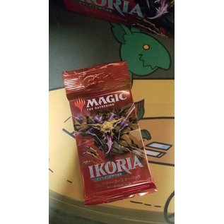 Japanese Ikoria Collector Booster Pack
