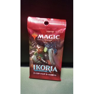 Japanese Ikoria Booster Pack