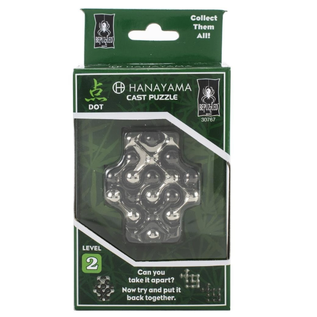 Hanayama Metal Puzzle - Dot