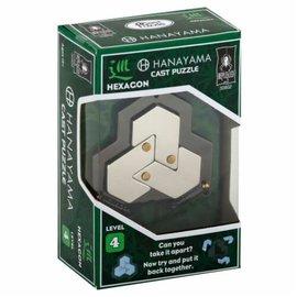 Hanayama Metal Puzzle - Hexagon