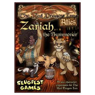 Red Dragon Inn Allies: Zariah the Summoner