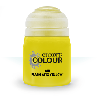 Citadel Flash Gitz Yellow (Air 24ml)