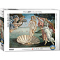 Eurographics Birth of Venus -  Botticelli