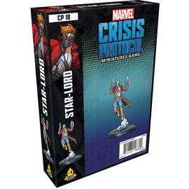 Atomic Mass Games Marvel Crisis Protocol: Star-Lord