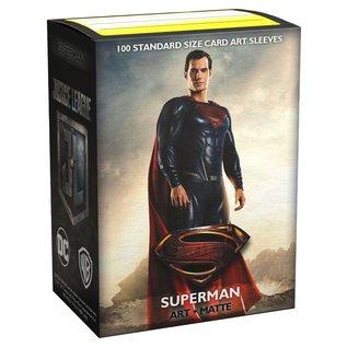 Matte Art Dragon Shield - Superman