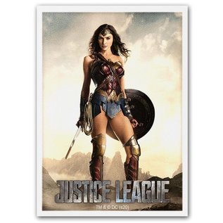 Matte Art Dragon Shield - Wonder Woman