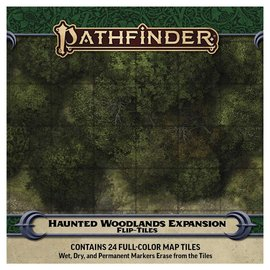 Pathfinder Flip-Tiles: Haunted Woodlands