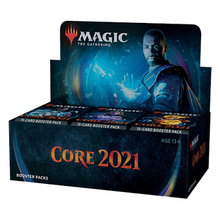 Core 2021 Draft Booster