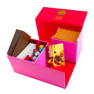 Dex Creation Line Pink Large Deck Box
