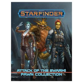 Starfinder Pawns Attack of the Swarm Pawn Collection