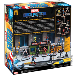 Atomic Mass Games Marvel Crisis Protocol Core