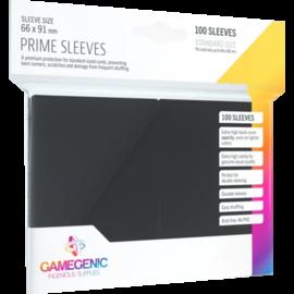 Prime Sleeves: Black