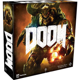 Fantasy Flight Games Doom: The Board Game Second Edition