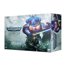 Warhammer 40,000 Indomitus (Releases 7/25)