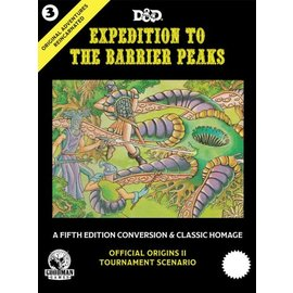 Expedition to the Barrier Peaks Hard Cover