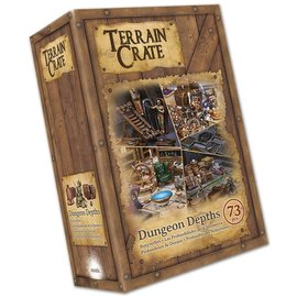 TerrainCrate: Dungeon Depths