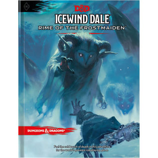 Icewind Dale: Rime of the Frostmaiden (9/15/2020)