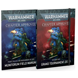 Chapter Approved: Grand Tournament 2020 Mission Pack and Munitorum Field Manual (Release 7/25)