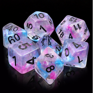 Goblin Dice Spellbound Dice Set