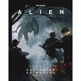 Alien RPG: Destroyer of Worlds (Release August 2020)